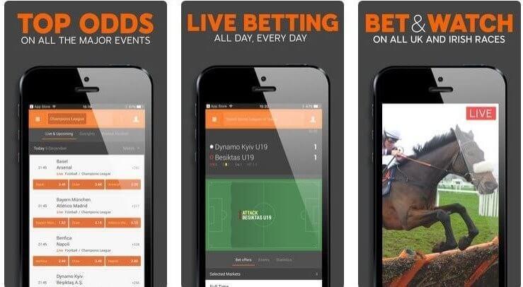 888sports Betting App