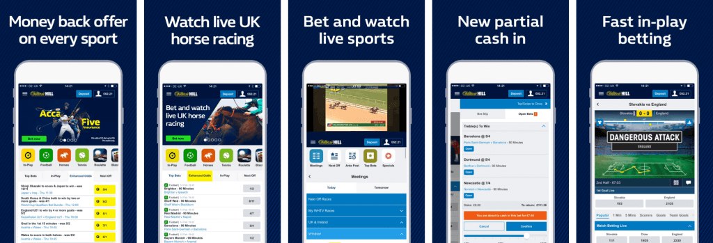 Coral Sports Betting App