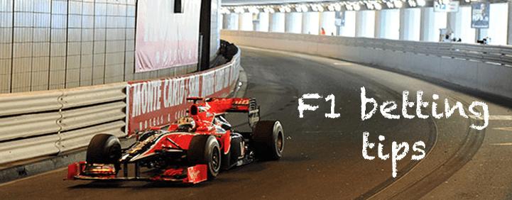 Formula One Betting