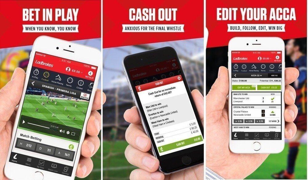 Ladbrokes App