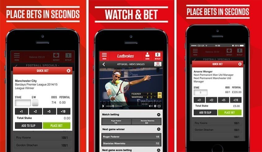 Ladbrokes Betting App